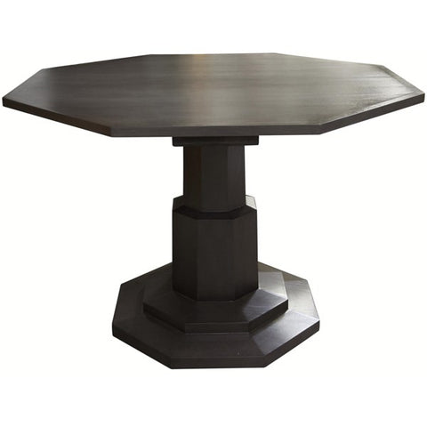 Octagon Table in Pale by Noir