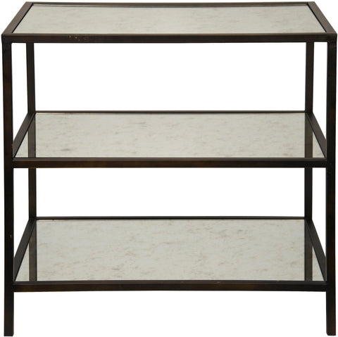 3 Tier Side Table in Various Colors