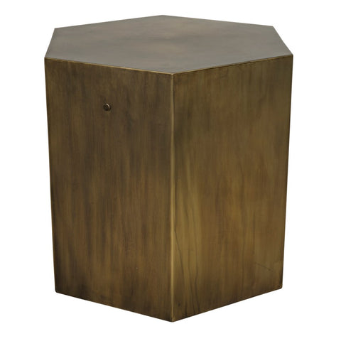 Aria Side Table B by Noir
