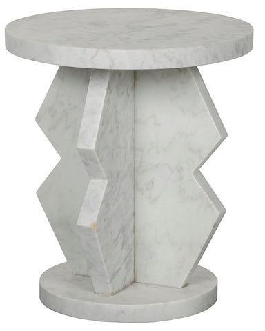 Belasco Side Table by Noir