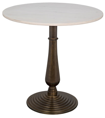 Alida Side Table by Noir