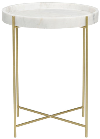 Chico Side Table in Various Colors by Noir