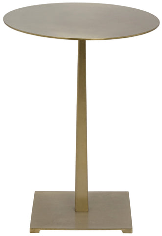 Stiletto Side Table in Various Colors by Noir
