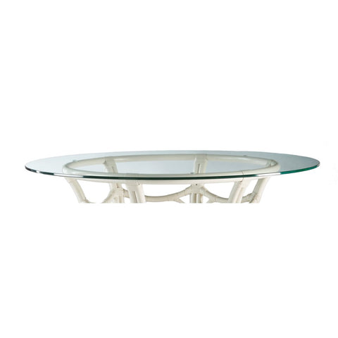 Round Glass Table Top design by Selamat