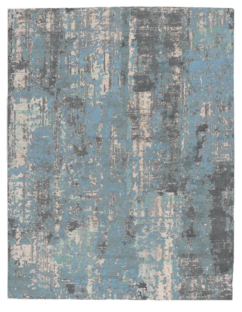 Hell's Kitchen Hand Knotted Rug in Assorted Colors design by Second Studio