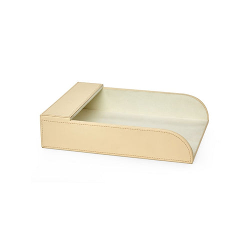 Hunter Paper Tray in Ivory design by Bungalow 5