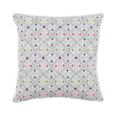 Holi Pillow in Various Colors design by Moss Studio