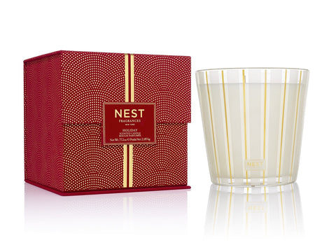 Holiday Grand 4-Wick Candle design by Nest Fragrances