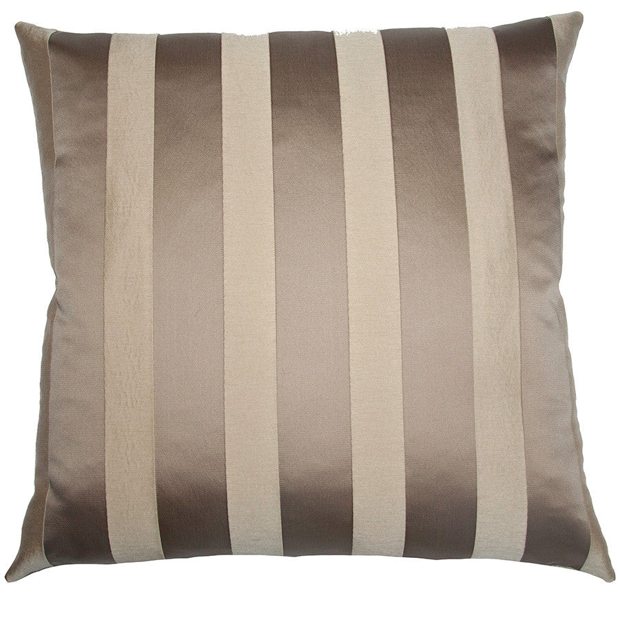 Hollywood Stripe Pillow in various sizes design by Square feathers