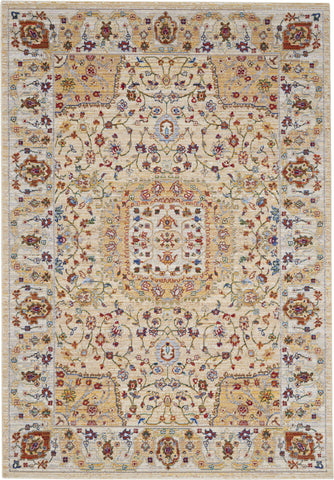 Majestic Rug in Sand by Nourison