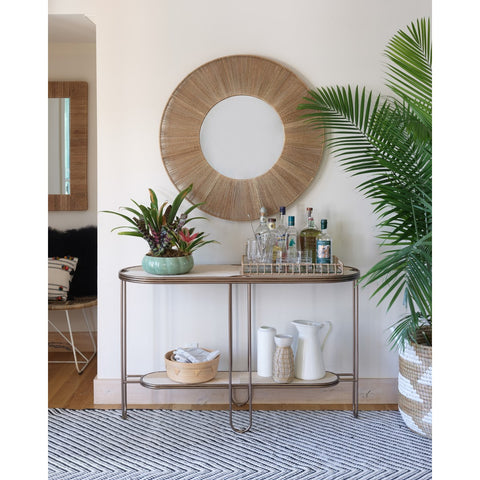 Hudson Console Table in Natural design by Selamat