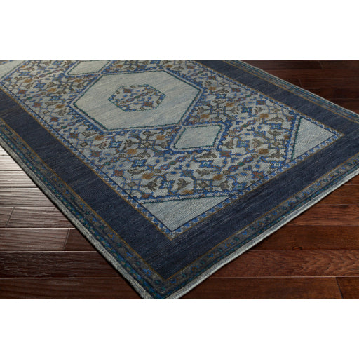 Haven Navy & Teal Rug