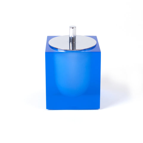 Blue Hollywood Canister
