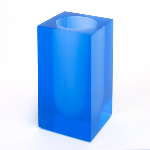 Blue Hollywood Toothbrush Holder