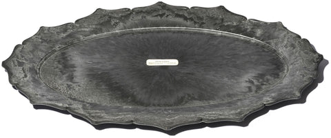 Decoration Tray - Oval design by Puebco