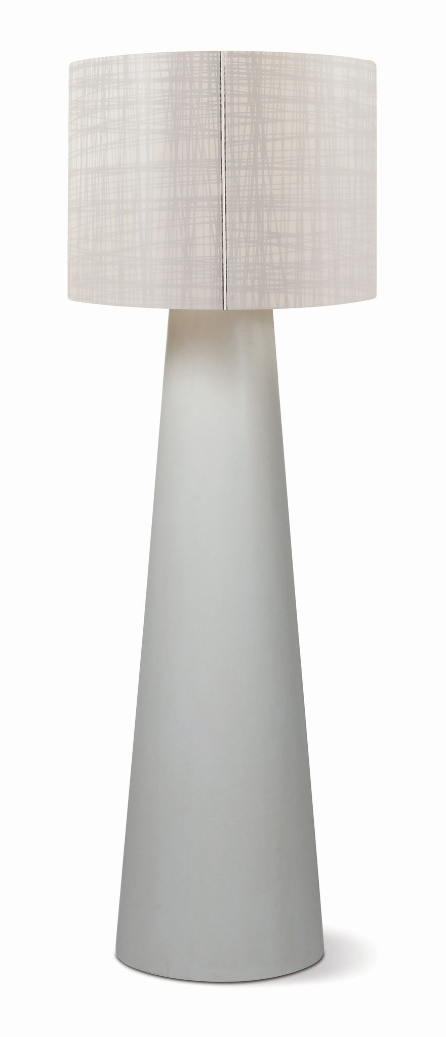 Inda cordless outdoor led floor lamp in various colors shades by bd outdoor