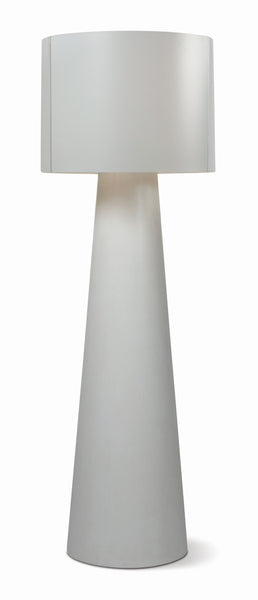 Inda Cordless Outdoor LED Floor Lamp in Various Colors & Shades by BD Outdoor