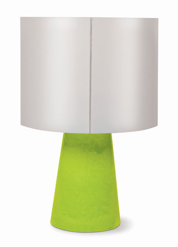 Inda Copenhagen Ceramic Cordless Outdoor LED Table Lamp in Various Colors & Shades by BD Outdoor