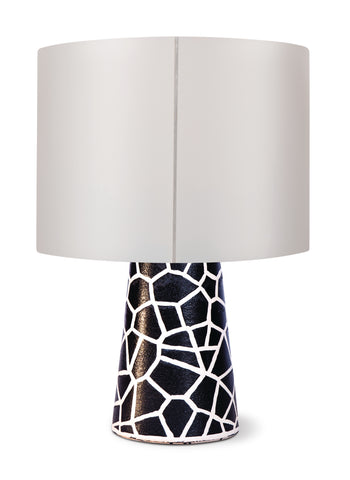 Inda Copenhagen Artisan Series Ceramic Cordless Outdoor LED Table Lamp w/ Various Shades by BD Outdoor