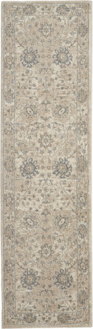 Moroccan Celebration Rug in Ivory/Sand by Kathy Ireland