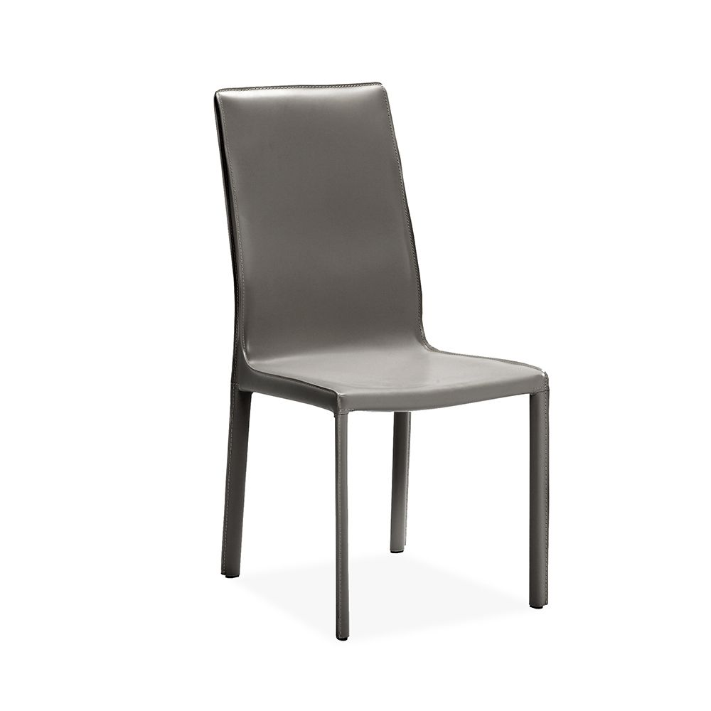 Jada High Back Dining Chair in Various Colors (Set of 2)