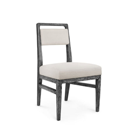 James Side Chair in Black by Bungalow 5