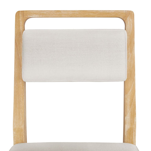 James Side Chair in Natural by Bungalow 5