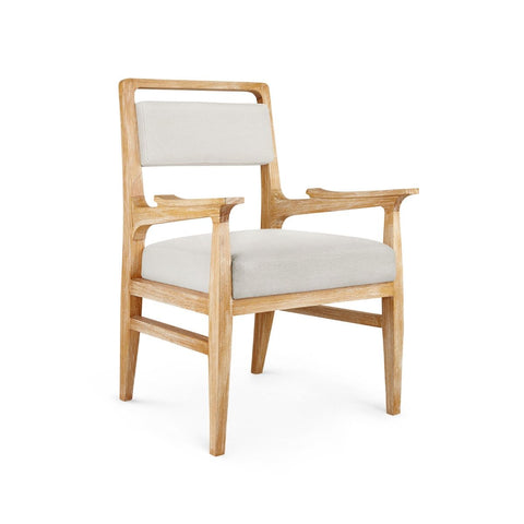 James Armchair in Natural by Bungalow 5
