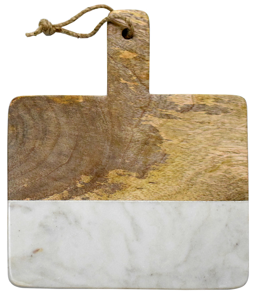 Jayesh Two Tone Marble Board design by Dassie Artisan