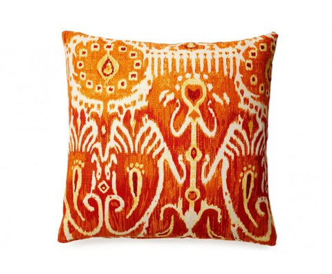 Taza Pillow design by 5 Surry Lane