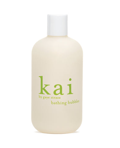 Kai Bathing Bubbles design by Kai Fragrance