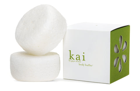 Kai Body Buffer design by Kai Fragrance