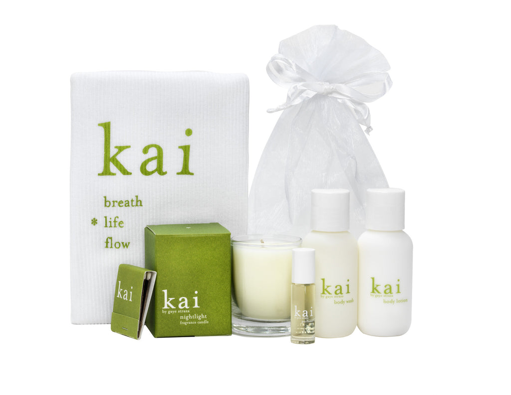 Kai Gift Bag design by Kai Fragrance