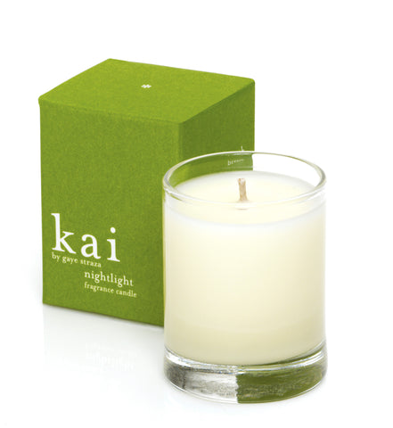 Kai Nightlight Candle design by Kai Fragrance
