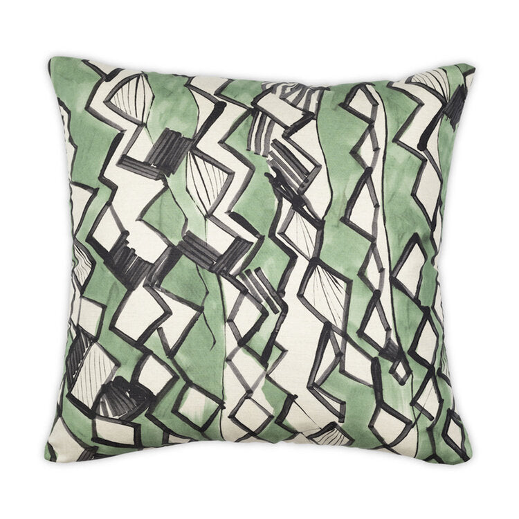 Kelly Pillow in Various Colors design by Moss Studio