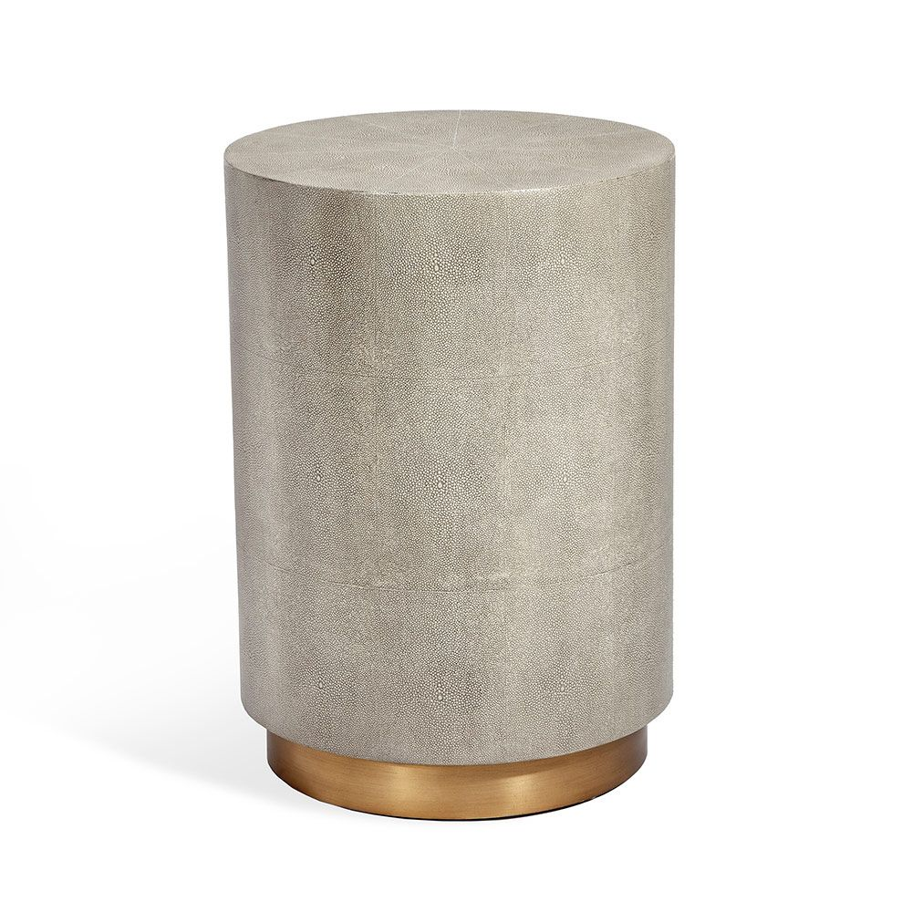 Kenzo Drum Table in Various Sizes by Interlude Home