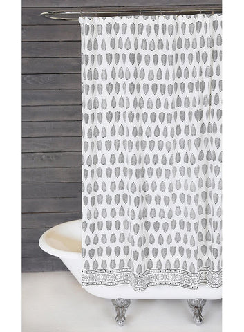 Kiara Shower Curtain design by Pom Pom at Home