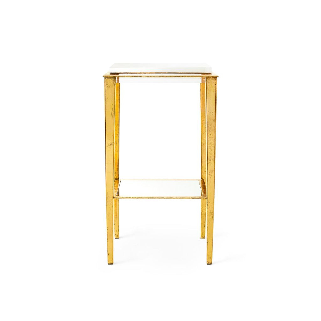 Kimberly Side Table in Gold design by Bungalow 5