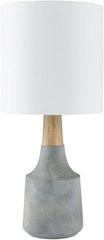 Kent Table Lamp in Denim & White design by Surya