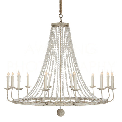 Naples Chandelier Beaded Design By Aidan Gray
