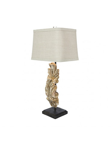 Set of Two Conques Table Lamp design by Aidan Gray