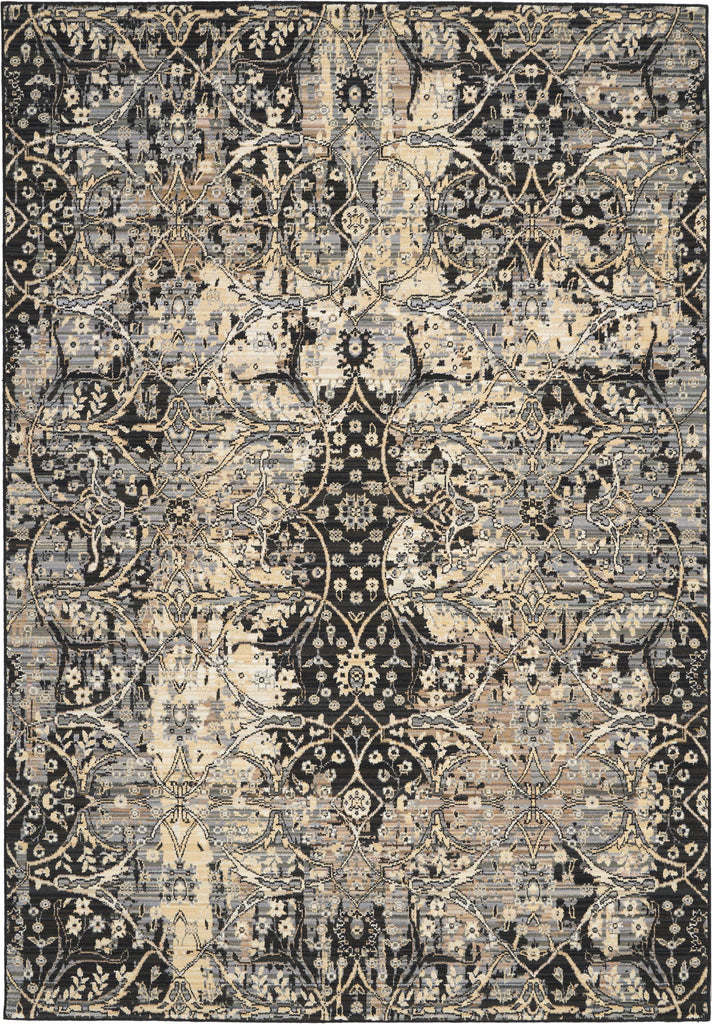 Majestic Rug in Black by Nourison