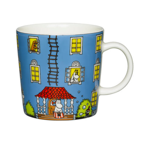 Moomin House Mug Design by Tove Jansson X Tove Slotte for Iittala