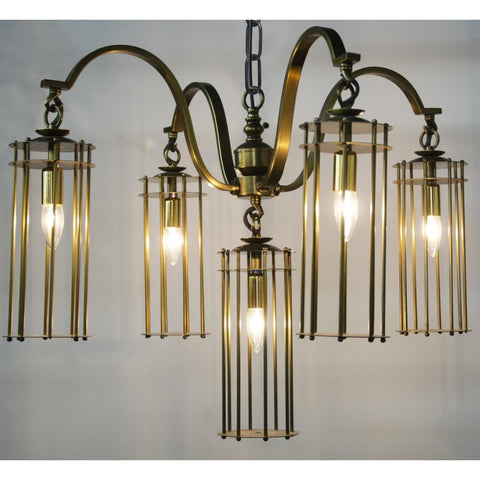 Chandler Chandelier by Noir