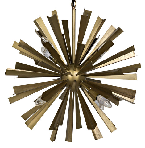 Bero Chandelier by Noir