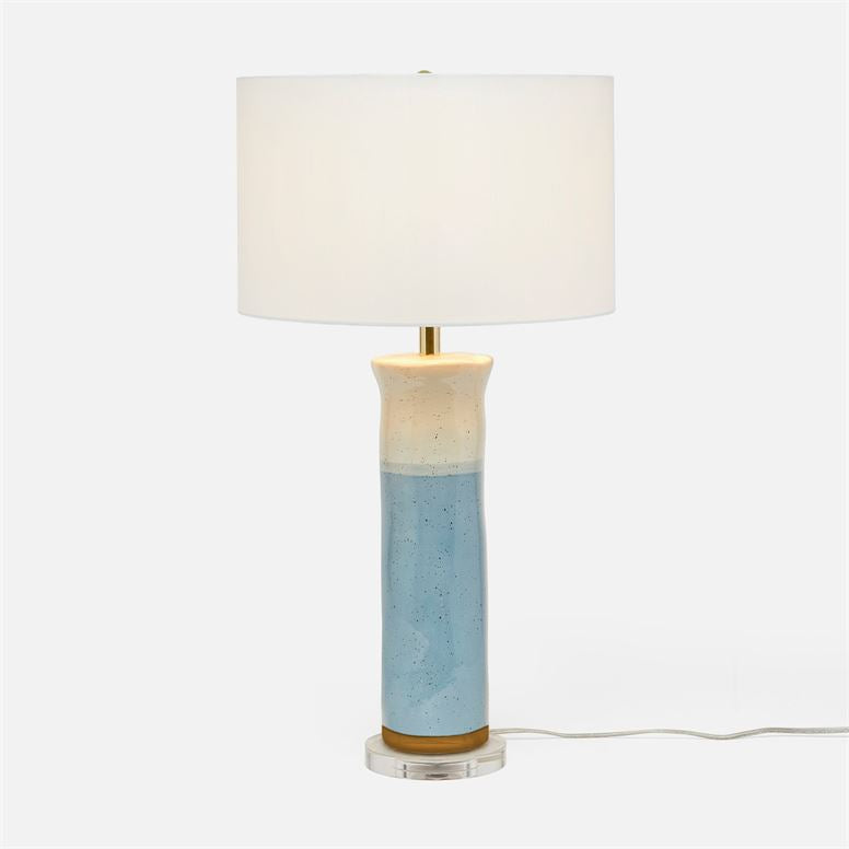 Saxon Table Lamp by Made Goods