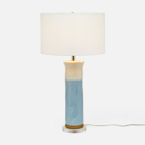 Saxon Table Lamp design by Made Goods