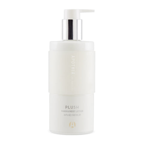 Plush Hand & Body Lotion design by Apothia