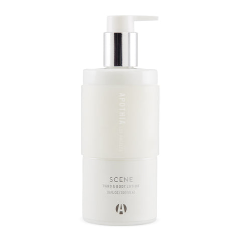 Scene Hand & Body Lotion design by Apothia