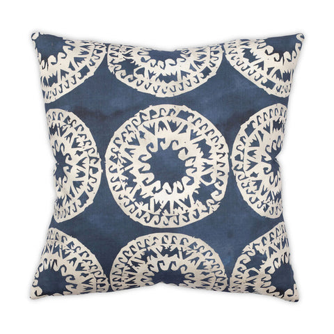 Mandala Pillow in Various Colors design by Moss Studio